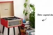 Music Lovers, Don't Miss this Turntables - Making Magic Music Sale! Shop Crosley Bermuda Turntable, Buddee Vintage, mbeat Woodstock & Lots More