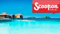 BORA BORA Escape for 5 Nights in Your Own Private Bungalow @ Renowned Sofitel Marara Resort w/ EXCLUSIVE Beachfront on Famed Matira Bay!