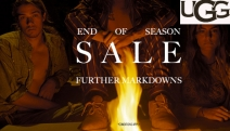 Don't Put Up w/ Cold Feet this Winter, Stay Warm & Cosy w/ the UGG End of Season Sale! Further Markdowns on Short & Tall Boots, Slippers & More