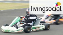 Satisfy Your Need for Speed & Get Your Adrenaline Rush Fix w/ a 30-Minute Go Karting Session for 1 or 2 at Awesome Drive! Upgrade for Longer Sessions