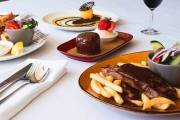 Taste a Slice of Great Eats @ 4* Hotel Grand Chancellor w/ a Delectable 2-Course Mod Oz Dinner @ Bistro Sixty5! Sirloin Steak, Chocolate Tart & More