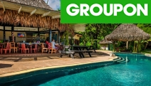 FIJI Coral Coast Getaway w/ 5-Night Stay for 2 or 3-Ppl @ Mango Bay Resort! Upgrade for 7 Nights. Drinks on Arrival, Sunset Cruise, Water Sports & More