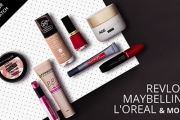 Stock Up on the Best Makeup Products from Brands Incl. Revlon, L'Oreal & Maybelline! From $3.99 w/ 48-Hr Dispatch. Ft. All the Beauty Must-Haves