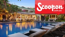 SANUR, BALI 8N Spacious Suite Stay w/ Jacuzzi @ Kamuela Villas and Suites Sanur! Indulge in 3-Course Dining Experiences, Daily Afternoon Tea & More