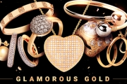 Add Some Ol' Fashioned Glamour to Your Look with the Glamorous Gold Sale. Shop Stylish 18kt Gold-Plated Necklaces, Bangles & More. Plus P&H