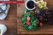 Head to Pioneer Tavern in Penrith for Yummylicious Bistro Food & Drinks! Think 250g Graziers T-Bone, Classic Surf & Turf, Mixed Grill & More!
