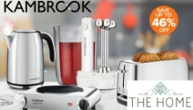Catch the Hottest Kambrook Appliances Sale! Enjoy Up to 46% Off a Range of Toasters, Electric Hotplates, Food Prep Systems, Hand Mixers & More