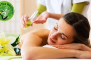 Relieve Stress & Target Muscle Aches & Pains w/ a 1.5hr Massage Package in Northbridge! Choose From Aromatherapy/Hot Stone Massage