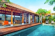 CANGGU, BALI Luxuriate in Unmatched Comfort w/ an Exquisite 5-Star Private Pool Villa Stay at Aradhana Villas Resort! Daily Breakfast & More
