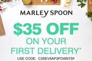 Take the Guess Work Out of Cooking w/ $35 Off Your 1st Delivery @ Marley Spoon w/ Code: C3SEV5AP3POI5NTSF. Fresh Ingredients & Recipes Delivered to You