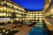 THAILAND w/ FLIGHTS 7-Night Relaxing Sun & Sea Escape @ The Old Phuket on Karon Beach! Deluxe Pool View Stay w/ Brekkie, Massage, Cocktails & More