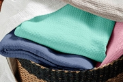 Not Too Hot, Not Too Cold, These Luxurious & Lightweight Pebble Weave Blankets Are Just Right for Summer! Comes in a Range of Colours & Sizes