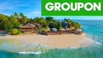 FIJI w/ FLIGHTS Whisk the Family Away to a 4-Star Island Retreat w/ 5-Nights at Castaway Island Fiji! 50% Off Full Board Meals, Int'l Flights + More