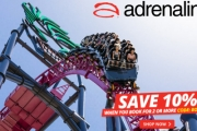 Calling All Adventure Seekers! Find the Perfect Experiences Near You from Adrenaline! Enjoy $10 Off When You Book for 2 or More with Code BOOK10