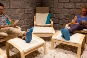 Breathe Easy with a 60-Min. Salt Therapy Session for Just $19! Worth $45. Natural Therapy Designed to Help Aid Respiratory & Skin Conditions