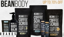 Bring Back Your Glow w/ the Bean Body Coffee Scrubs & Natural Skincare Sale! Natural & Organic, Shop Exfoliating Lip Scrub, Vanilla Body Balm & More