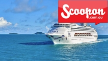 P&O CRUISE Discover the Breathtaking Beauty of the Whitsundays w/ a 5D Cruise from Brisbane! Incl. Onboard Meals, Entertainment & More. Dep. Mar 2020