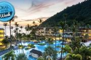 PHUKET Idyllic, 5* Tropical Stay w/ 7 Nights at Luxury Phuket Marriott Resort & Spa Merlin Beach! Brekkie, 2 AYCE Dinners & More. 2 Kids Stay Free