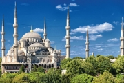 TURKEY Discover the Treasures of Turkey w/ a 10 Day Tour Incl. Extras! Visit Gallipoli, Istanbul & Troy, Pamukkale's Famous Blue Pools & More!