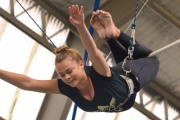 Soar Through the Air w/ a 2-Hr Indoor Flying Trapeze Class at Sydney Trapeze School! PLUS Don't Forget a Second with a Take-Home Photo CD