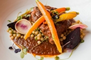 Enjoy a Special Date Night at The Dining Room Sir Stamford! Savour a Stunning 3-Course Menu + Sparkling Wine for 2 Ft. Braised Lamb Shoulder & More