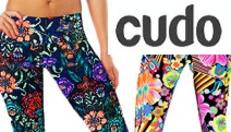 Make Your Active Wear More Interesting w/ these Print Sports Leggings! Available in Capri & Full Length Styles, in a Variety of Designs & Sizes