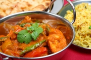 In a Hurry for Curry? Head to the CBD for a Scrumptious 3-Course Indian Meal for 2, 4 or 6 People at New India Restaurant! Chicken Jalfrezi & More