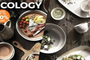 Bring Some Flair & Flavour to Your Table with Dinner Sets, Serveware, Glassware & More from Ecology! Save Up to 50% Off the Dining & Tableware Range