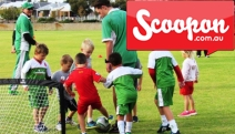 Your Little One Will Get a Kick Out of 2 Soccer Training Sessions @ Grasshopper Soccer! Age-Appropriate Programs for Ages 2-12. Multiple Locations