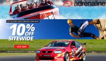 Tick Off Your Bucket-List w/ Adventures from Adrenaline! Get 10% Off Sitewide w/ Minimum Spend $199. Skydiving, Jet Boat Ride & More. Use Code: ZONE10