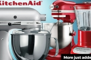 Shop the KitchenAid Refurbished Appliances Sale! Shop the Range of Refurbished Stand Mixers, Blenders, Multi-Cooker & More at Great Low Prices