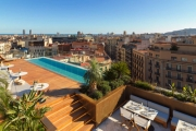 BARCELONA Indulge in 5* Luxury w/ 3 Nights @ The One Barcelona! Heart of the City Location. Ft. City View Room for Two w/ Daily Brekkie, Wine & More