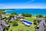 FIJI Embrace Island Life @ the Chic Yatule Resort & Spa. Steps from the Famed Natadola Beach. Pool View Bure for 2 w/ Dining Inclusions, Massage & More