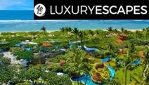 BALI Holiday Like a Celebrity w/ 7N Beachfront Bliss @ 5* Grand Hyatt Bali! Lavish Dining, Nightly Cocktails & More + 2 Kids Stay Free w/ Brekkie