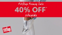 Go the Extra Kilometre w/ the Fitflop Frenzy Sale! Enjoy 40% Off Sitewide with Code: FRENZY40. Shop Styles for Men & Women. Hurry Ends at Midnight! T&Cs Apply