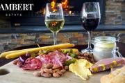Enjoy the Tastes of Barossa Valley at Lambert Estate Cellar Door! Incl. Tasting Flight, Regional Produce Platter, Glass of Wine & Take Home Bottle