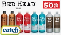Everyday is a Good Hair Day When You Use TIGI Professional Haircare. Get Bestseller Bed Head TIGI Shampoo & Conditioner Packs at Up to 50% Off