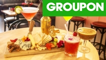 Treat Your Bestie to a Cheese Grazing Board & 2 Cocktails Each at Ragdoll Dining! Only $42, Choice of Cocktails Incl. Cosmopolitan, Red Mojito & More