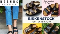 Give Your Tootsies a Break with Up to 48% Off Birkenstocks! Shop a Range of Styles for the Whole Fam Including Arizona, Milano, Rio & More