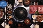 Enjoy Traditional Korean BBQ for Two at Sool Zip Korean Restaurant! Incl. BBQ Pork Belly, Stone Beef Bulgogi, Korean Fried Chicken & More