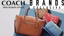 Coach New Season Styles! Shop this Decadent Designer Collection of Handbags from Coach! On-Trend Yet Timeless Designs & Colours in an Array of Styles