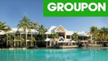 PORT DOUGLAS w/ FLIGHTS Stay 5 Nights @ Sheraton Mirage Port Douglas Resort! Incl. Flights Dep. Bris, Syd or Melb, Deluxe Accommodation & More