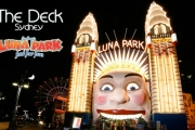 Have a Date Night to Remember w/ a $50 Dining Voucher @ The Deck. Plus Enjoy the Thrills & Spills of Luna Park w/ a Sampler Rides & Games Pass
