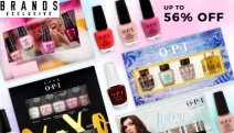 Treat Your Nails to a New Range of OPI Nail Lacquers & Gift Sets! Get Up to 56% Off Infinite Shine, RapiDry Top Coat + a Range of Great Shades