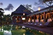 BALI 5N Romantic Break for Two @ The Kayana in Bustling Seminyak! Be Treated to Deluxe Villa w/ Plunge Pool, Nightly 3-Course Dinner, Massages & More