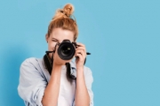 Learn How to Take Instagram-Worthy Pics w/ a 4-Hour Introductory Photography Masterclass! Expert Tips on Aperture, Shutter Speed, Composition & More