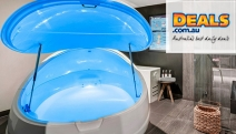 Float Your Way to Wellness w/ a 45-Minute Floatation Tank Session @ Tally Health! Helps Alleviate Stress, Improves Sleep, Relieves Pain & More