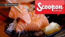 Choo Choo, All Aboard the Sushi Train! Get All-You-Can-Eat Japanese w/ Sake at Tara Sushi Bar! Incl. 1 Plate Sashimi PP + Anything Off the Train or Menu