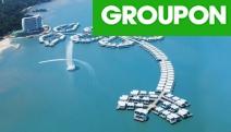 MALAYSIA w/ FLIGHTS 4-Night Premium Pool Villa Escape at 5-Star Lexis Hibiscus Port Dickson! Ft. Glass Panel Floor to View Marine Life. Flights & More