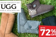 It's Your Last Chance to Snag a Cosy Pair of Sheepskin Uggs from Ozwear Connection Ugg! Shop Long & Short Boots, Slippers & Moccasins. Plus P&H